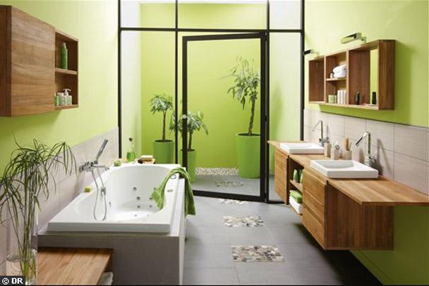 Du design dans la salle de bain ma salle de bain italienne for Ma salle de bain design